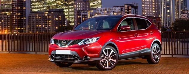 Тест-драйв нового Nissan Qashqai начался удачно
