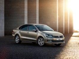 � ���� � ������� �������� ������� ������������ Volkswagen Polo Sedan