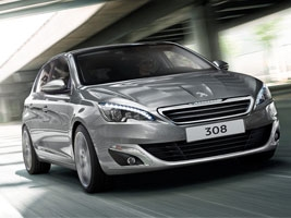 ������� PEUGEOT 308 � ������������ ������������ Style �������� � �������!